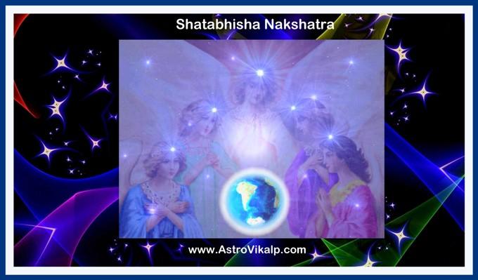 Nakshatra/Star- 24  Shatabhisha (6°40' – 20°00' Aquarius