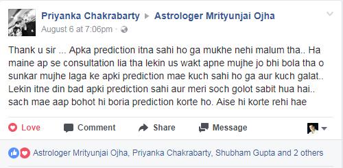 Priyanka chakra