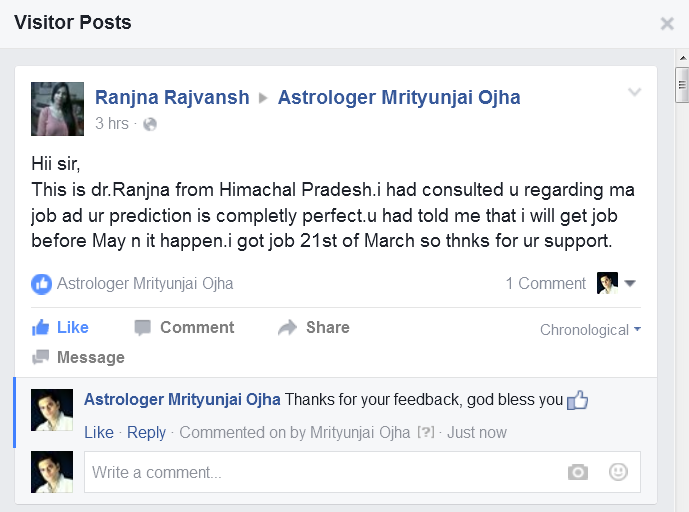 Ranjana-feedback